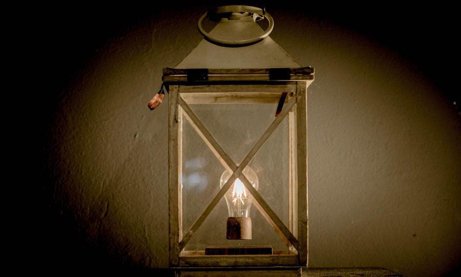 Levitujúca žiarovka