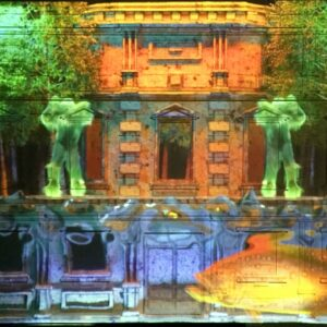 Videomapping show